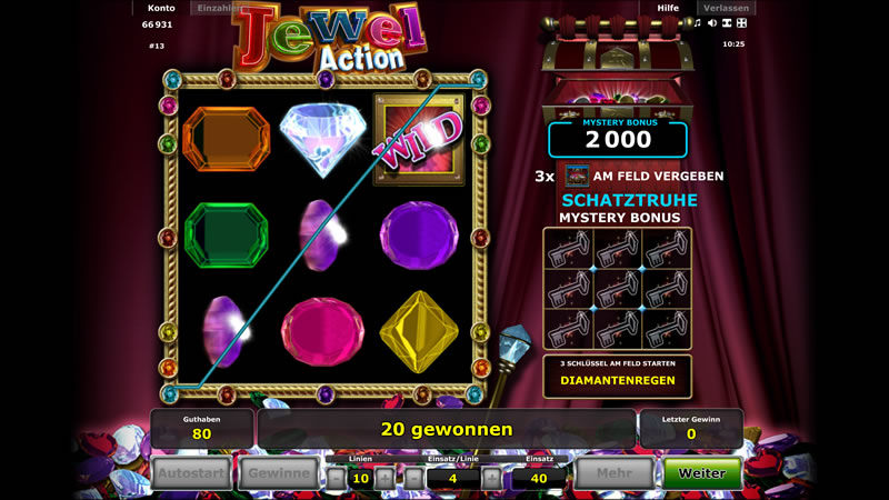 Jewel Action Screenshot 9