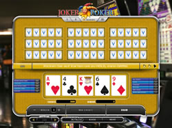 Joker Poker Screenshot 1