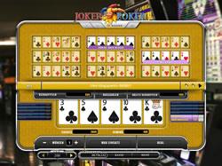 Joker Poker Screenshot 2