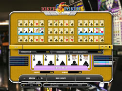 Joker Poker Screenshot 3
