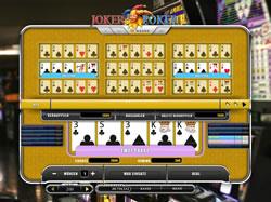 Joker Poker Screenshot 3