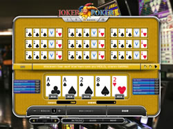 Joker Poker Screenshot 4