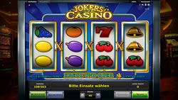 Jokers Casino Screenshot 1