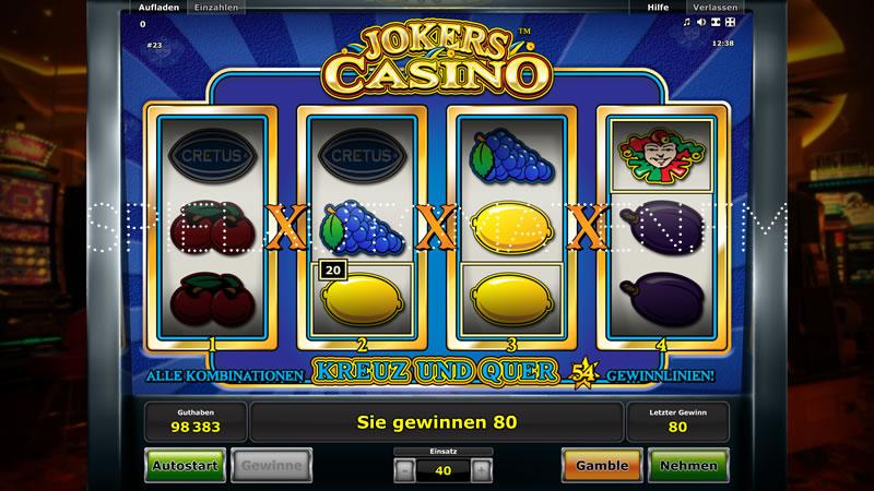 jokers casino spielen