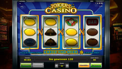 Jokers Casino Screenshot 11