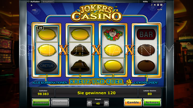 jokers casino