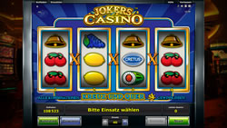 Jokers Casino Screenshot 2
