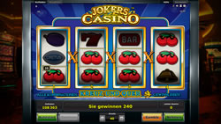 Jokers Casino Screenshot 3