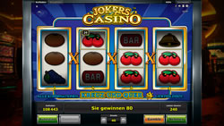 Jokers Casino Screenshot 4