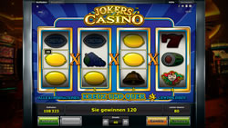 Jokers Casino Screenshot 5