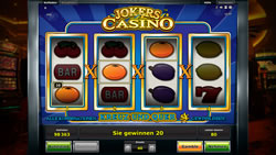 Jokers Casino Screenshot 7