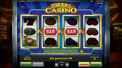 Jokers Casino Screenshot 8