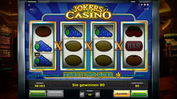 Jokers Casino Screenshot 9