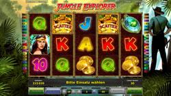 Jungle Explorer Screenshot 1