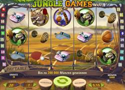 Jungle Games Screenshot 1