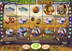 Jungle Games Screenshot 2