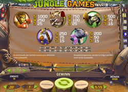 Jungle Games Screenshot 3