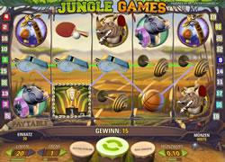 Jungle Games Screenshot 4