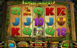 Jungle Jackpots Screenshot 8