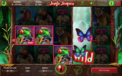 Jungle Jumpers Screenshot 13