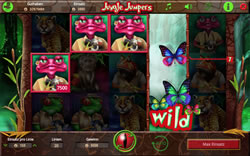 Jungle Jumpers Screenshot 14