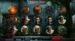 Jurassic Park Screenshot 1