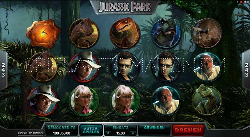 jurassic park spiele kostenlos