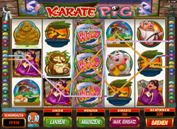 Karate Pig Screenshot 11