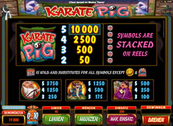 Karate Pig Screenshot 4