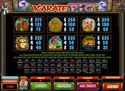Karate Pig Screenshot 5