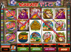 Karate Pig Screenshot 6
