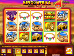 King of Africa Screenshot 1