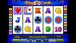 King of Cards Screenshot 1