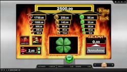 King of Luck Screenshot 2