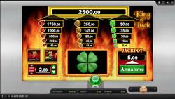 King of Luck Screenshot 3