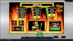 King of Luck Screenshot 9