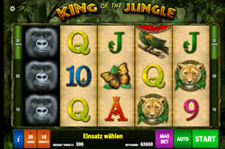 King of the Jungle Screenshot 1