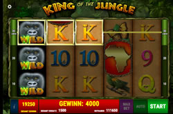 King of the Jungle Screenshot 11