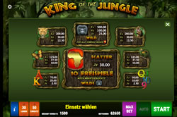 King of the Jungle Screenshot 2