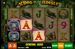 King of the Jungle Screenshot 3