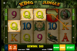 King of the Jungle Screenshot 7