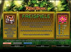 King Tiger Screenshot 2