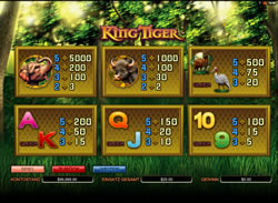 King Tiger Screenshot 3