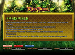 King Tiger Screenshot 4
