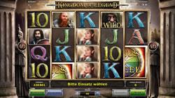 Kingdom of Legend Screenshot 1