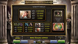 Kingdom of Legend Screenshot 3
