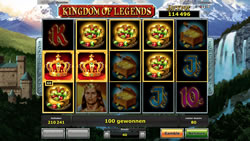 Kingdom of Legends Screenshot 10