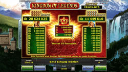 Kingdom of Legends Screenshot 2