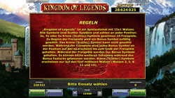 Kingdom of Legends Screenshot 4