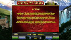Kingdom of Legends Screenshot 6